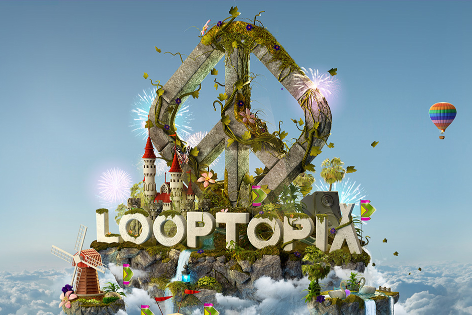 Taiwan to Debut First EDM Festival, 'LOOTOPIA'