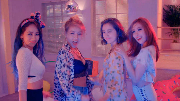 "Wonder Girls announce official disbandment and final goodbye track ""Thank You For Being So Wonderful"""