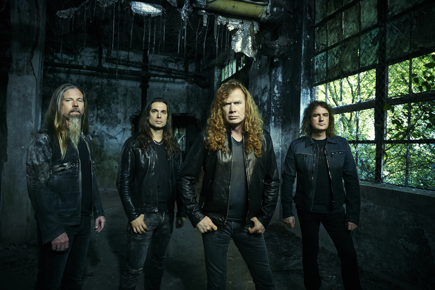 Legendary heavy metal band Megadeth to tour Malaysia in May