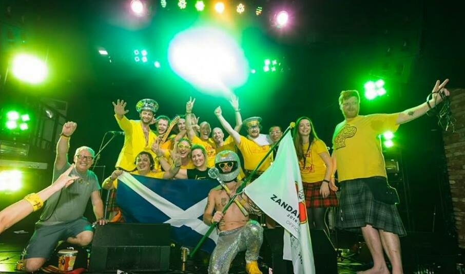 Tour Diary: Scottish band Colonel Mustard & The Dijon 5 on their excellent Seoul adventure