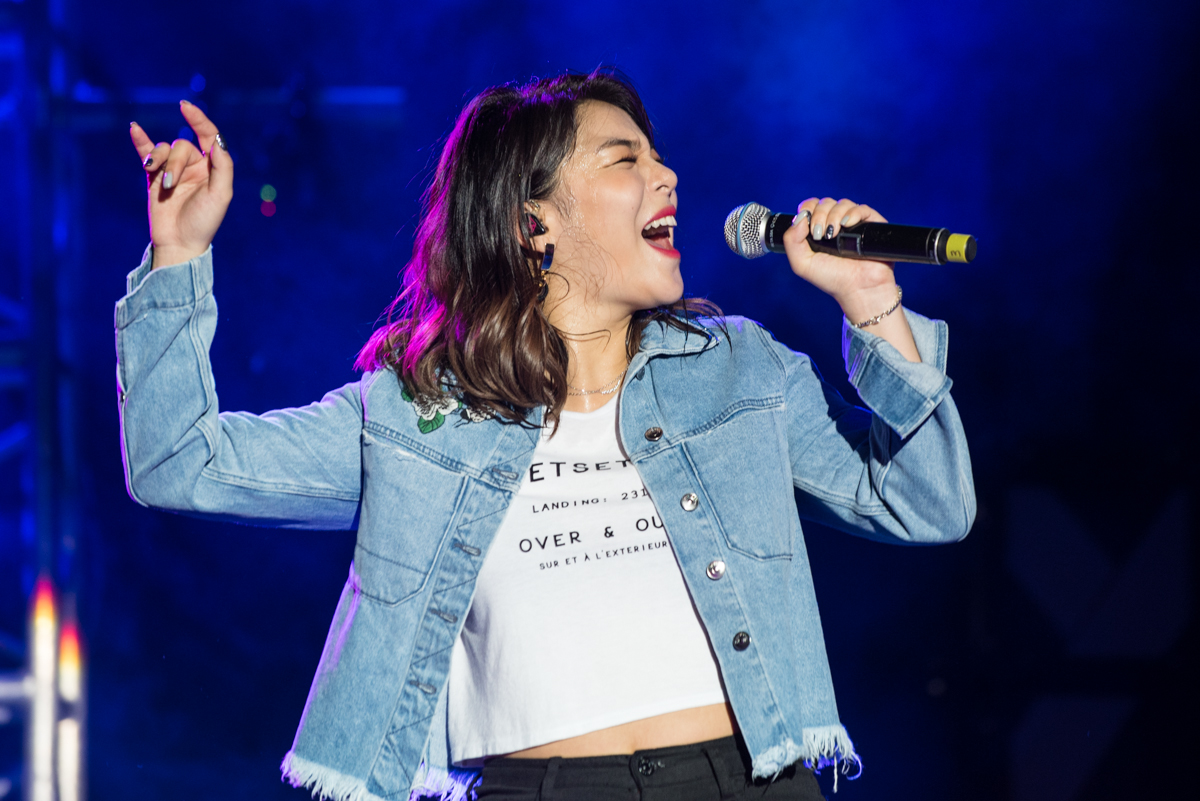 Live Review: Asia Pop Fest feat. Ailee and Nathan Hartono – Sidney Myer Music Bowl (24.03.17)