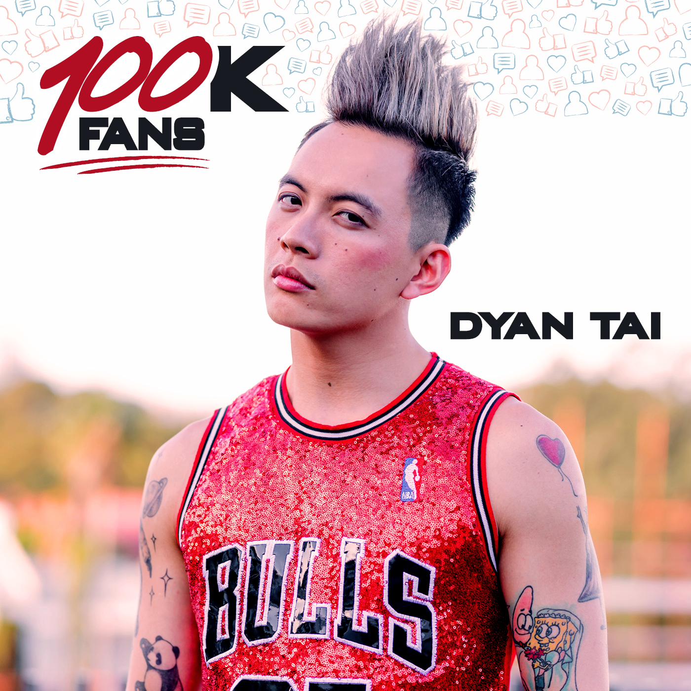 "Exclusive Single Premiere: Dyan Tai ""100K Fans"" (2017)"