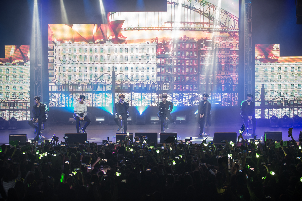 Photo Gallery: GOT7 – Big Top Luna Park, Sydney (20.04.17)