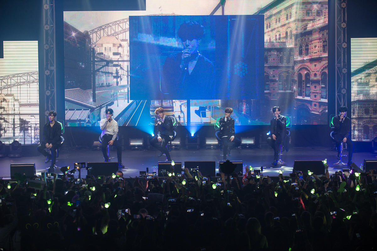 Live Review: GOT7 'Global Fan Meeting In Australia' – Big Top Luna Park, Sydney (20.04.17)