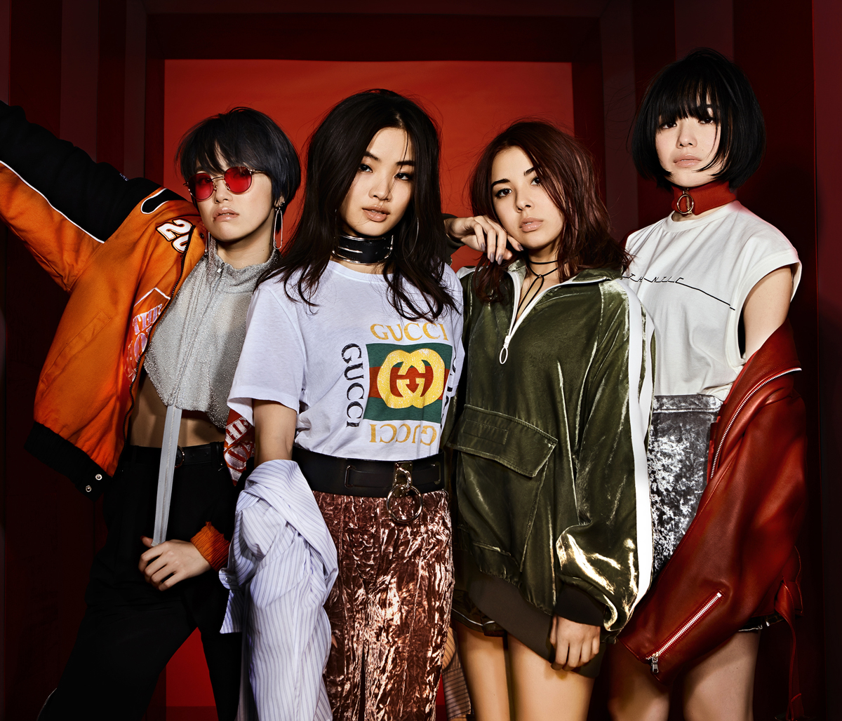 New Japanese girl group FAKY racing up the charts with Surrender