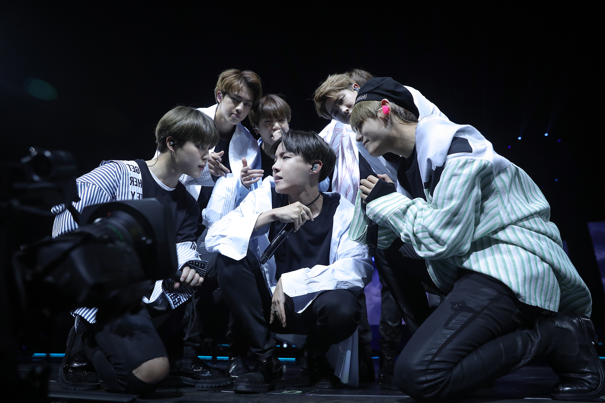 Photo Gallery: BTS – Qudos Bank Arena, Sydney (26.05.17)