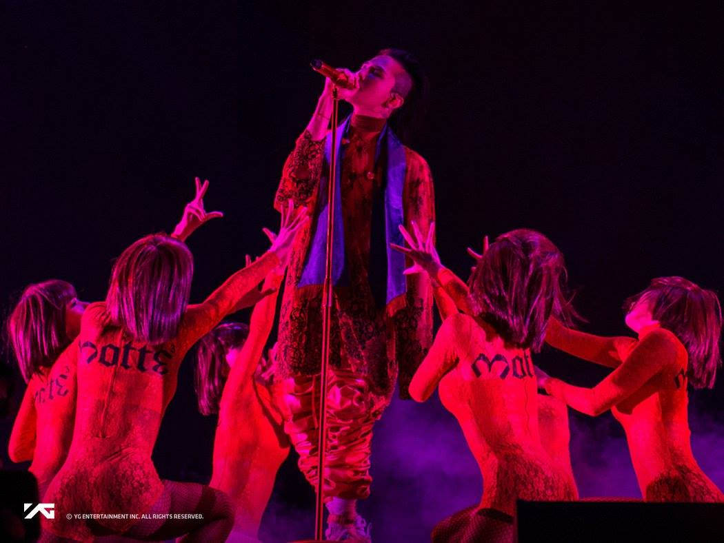 Live Review: G-DRAGON ACT III, M.O.T.T.E. – Singapore Indoor Stadium (25.06.17)