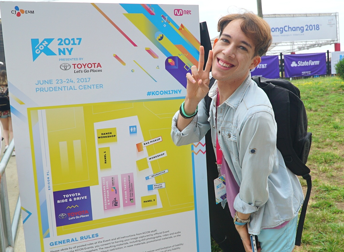 Photo Gallery: KCON New York 2017 Convention – Prudential Center (23.06.17)
