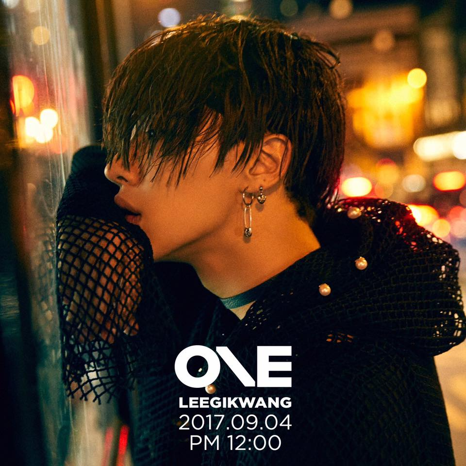 Highlight's Lee Gikwang confirms solo comeback date