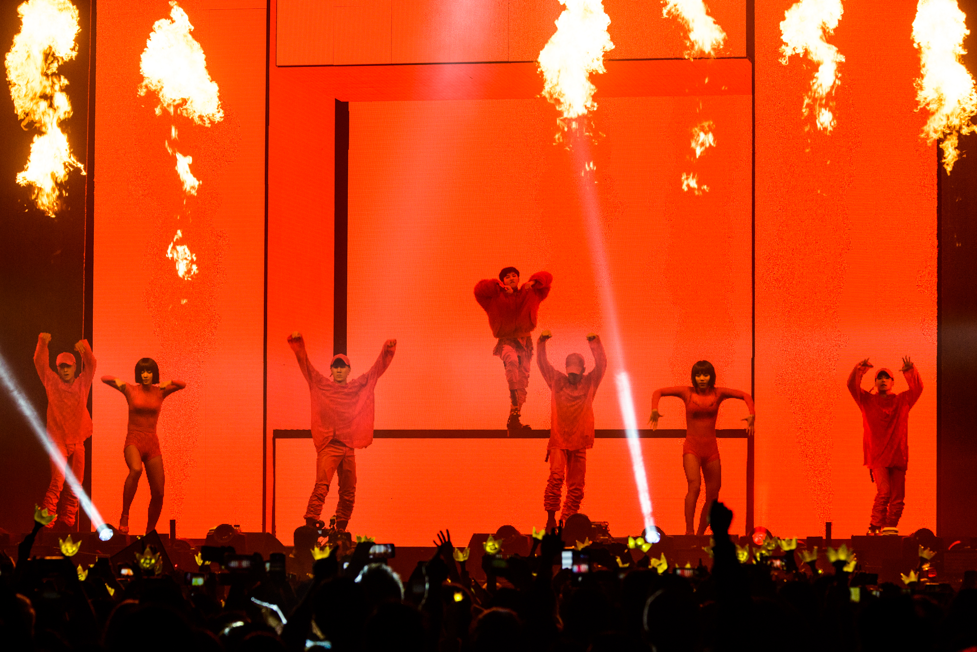 Live Review: G-Dragon 'Act III Motte' – Hisense Arena, Melbourne (12.08.17)