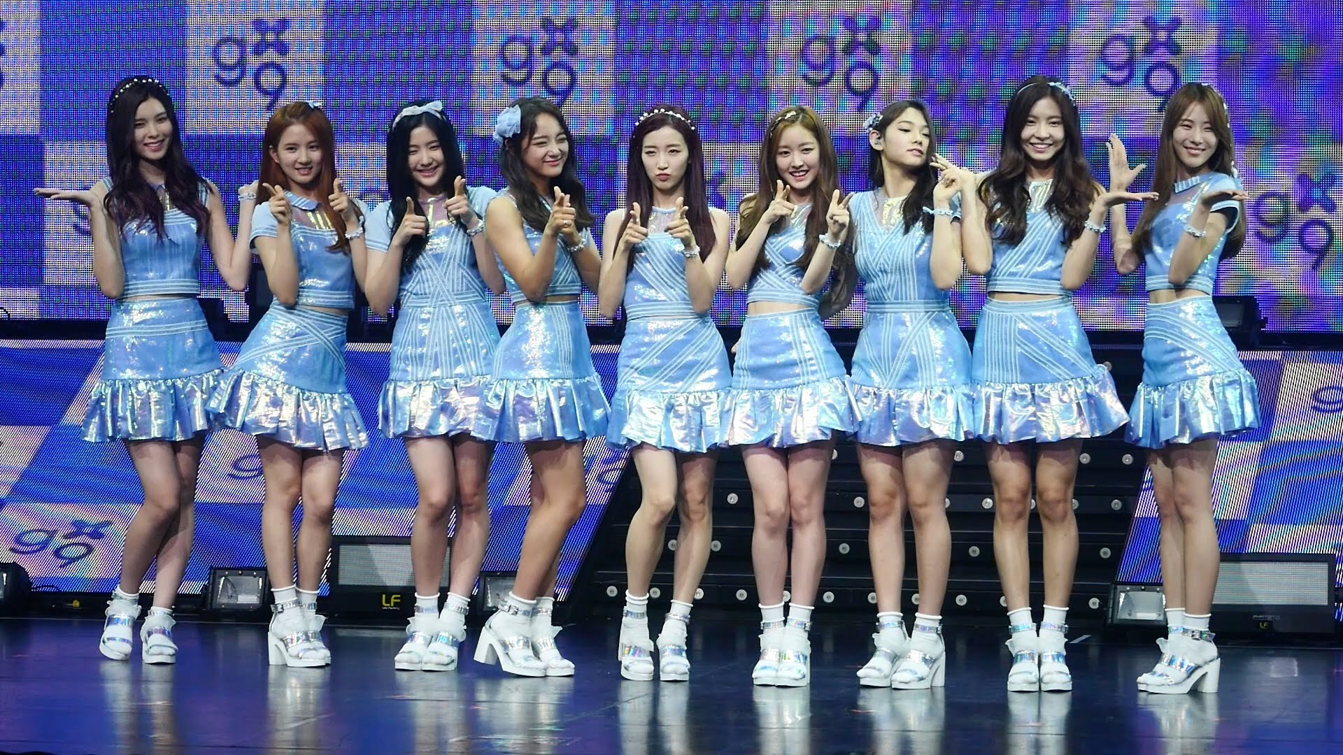 Gugudan To Hold First Live Show In Singapore In September