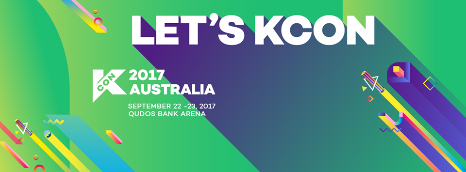 Save the date! KCON heads down under for KCON 2017 Australia