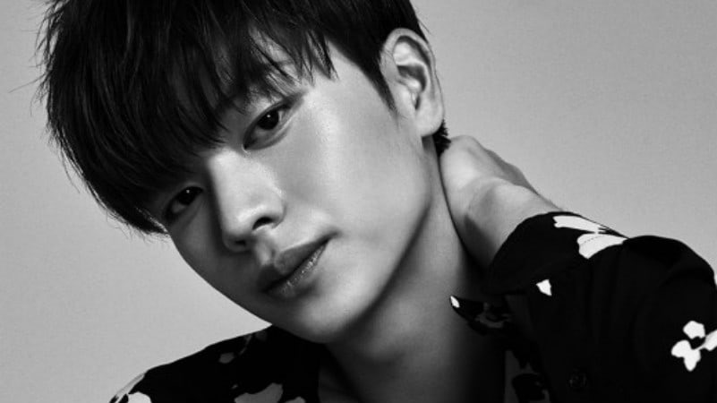 Catch BTOB's Yook Sungjae At ION8ight Anniversary Fashion Concert In Singapore