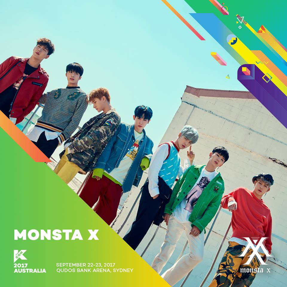 Hello Asia's KCON Kcountdown Introductions: MONSTA X