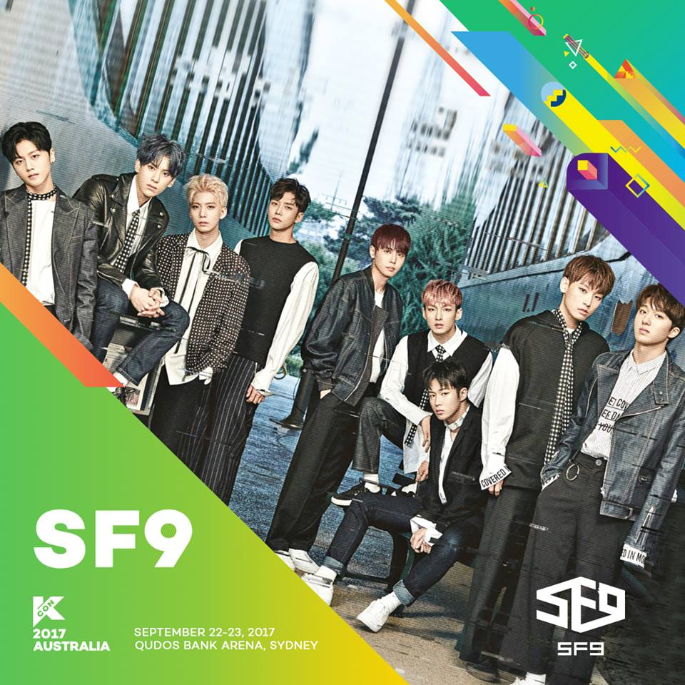 Hello Asia's KCON Kcountdown Introductions: SF9