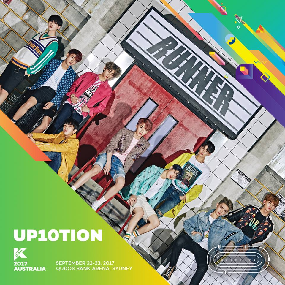 HELLO ASIA'S KCON KCOUNTDOWN INTRODUCTIONS: UP10TION
