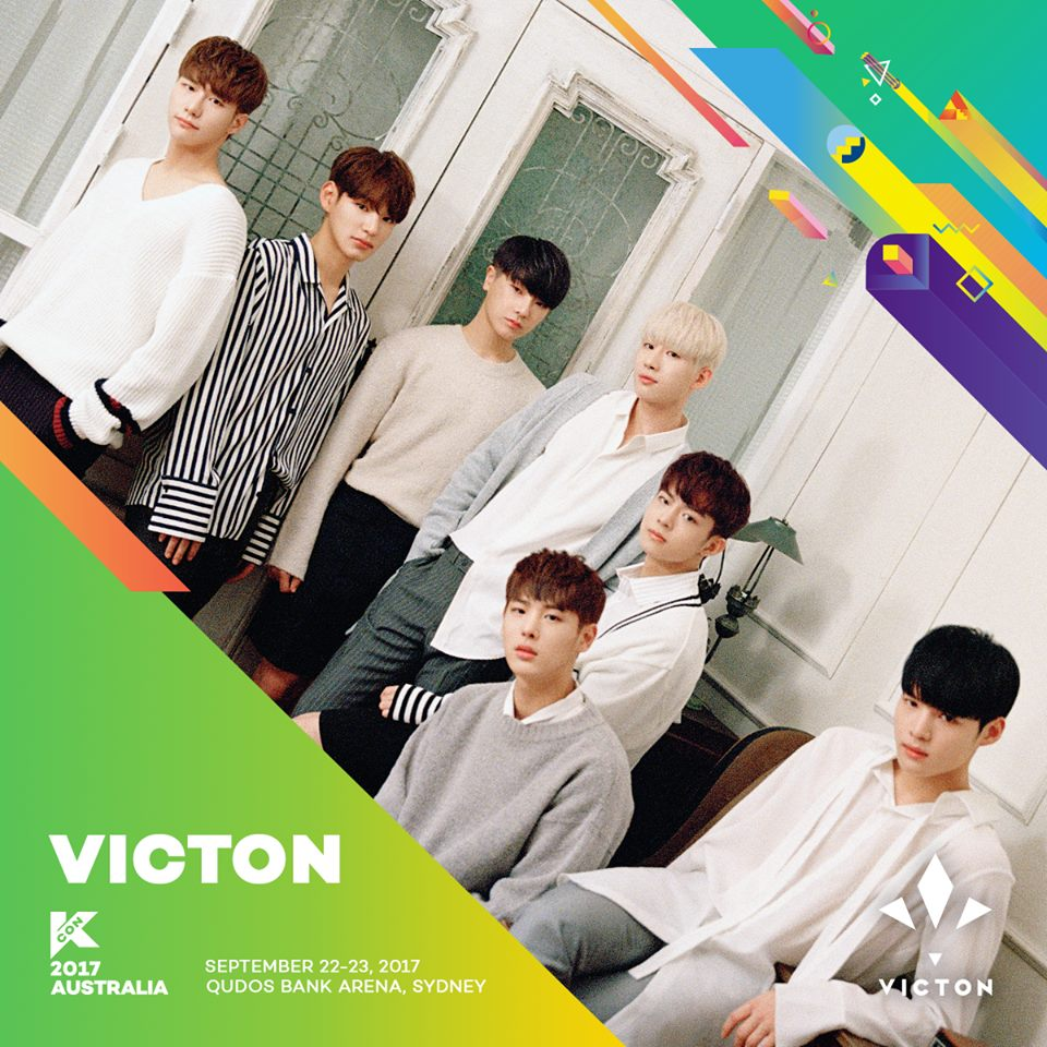 Hello Asia's KCON Kcountdown Introductions: VICTON