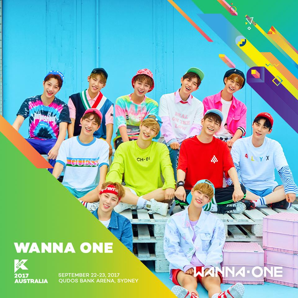 Hello Asia's KCON Kcountdown Introductions: WANNA ONE