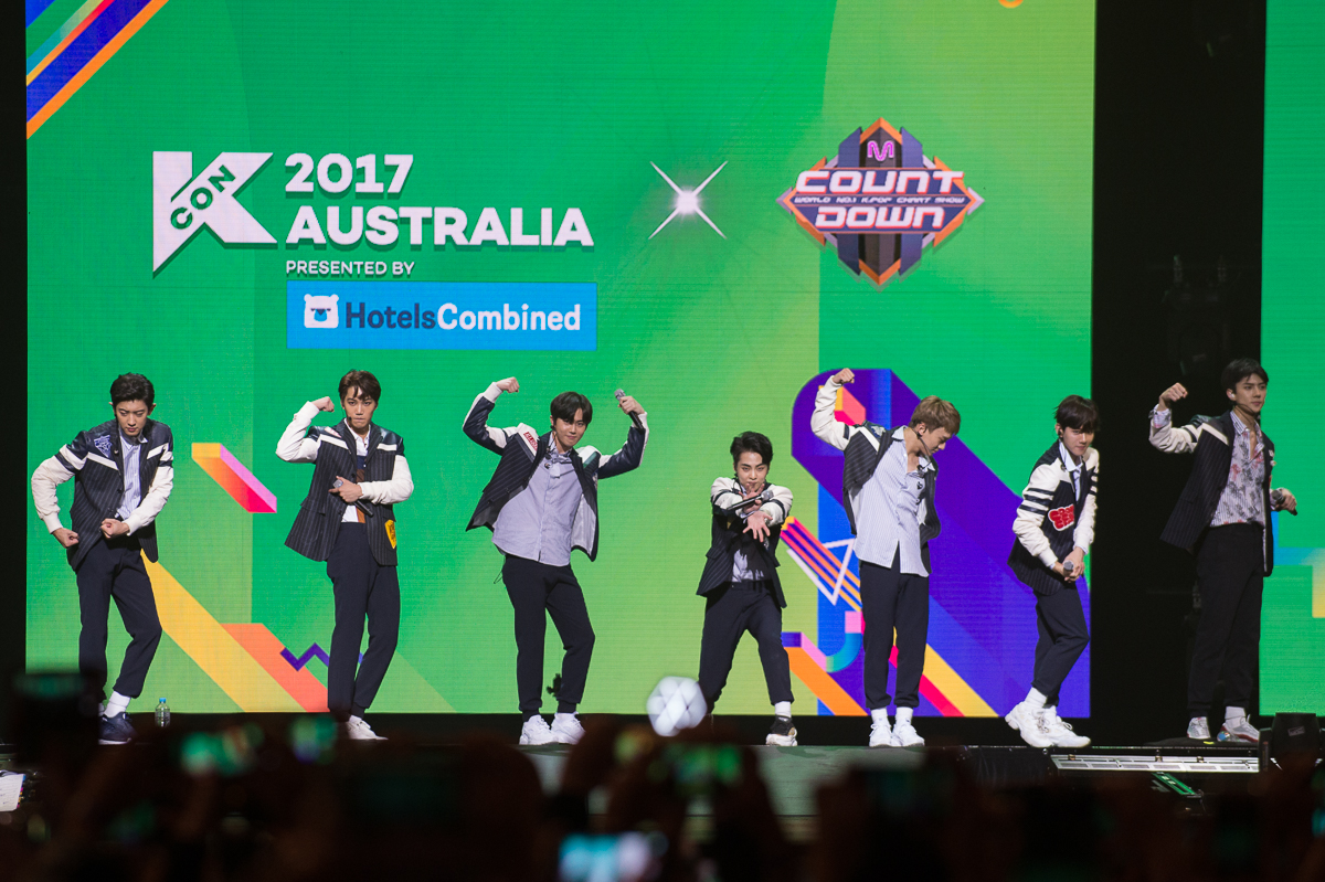 Let's KCON! A day in a life at KCON Australia!