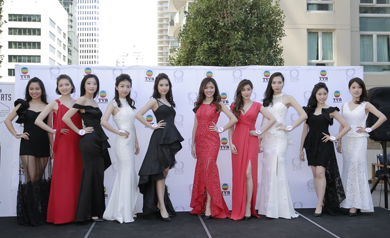 TVB Miss Australia Chinese Pageant 2017 to be held in Melbourne
