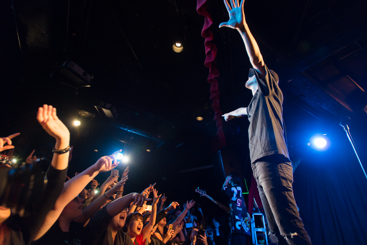 Live Review: ONE OK ROCK – The Corner Hotel, Melbourne (08.10.17)