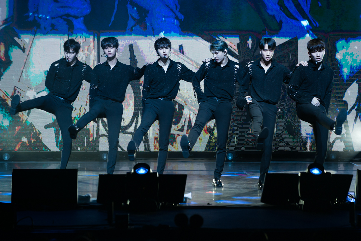 Photo Gallery: VIXX – Plenary, Melbourne (29.11.17)