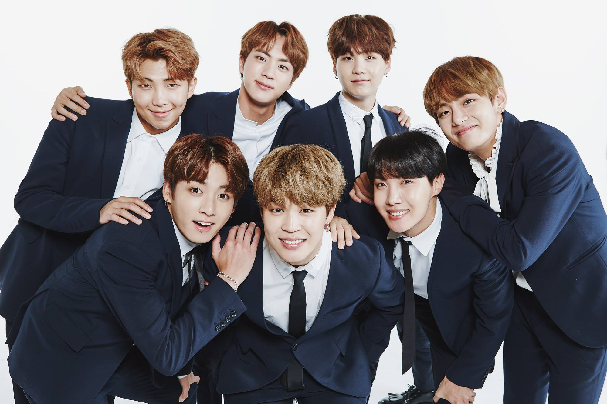 BTS announced as special guests attending 2017 American Music Awards