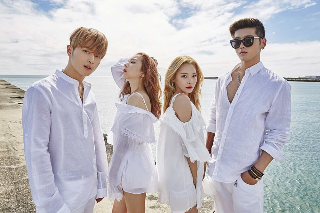 Korea's internationally successful co-ed group KARD are coming to Australia!