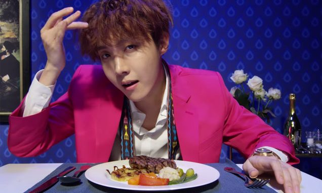 BTS's J-Hope Drops Another New Music Video