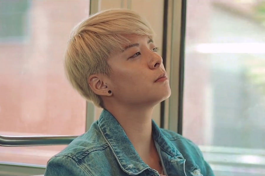 Review: f(x)'s Amber drops new mixtape Rogue Rouge (Listen to it here!)