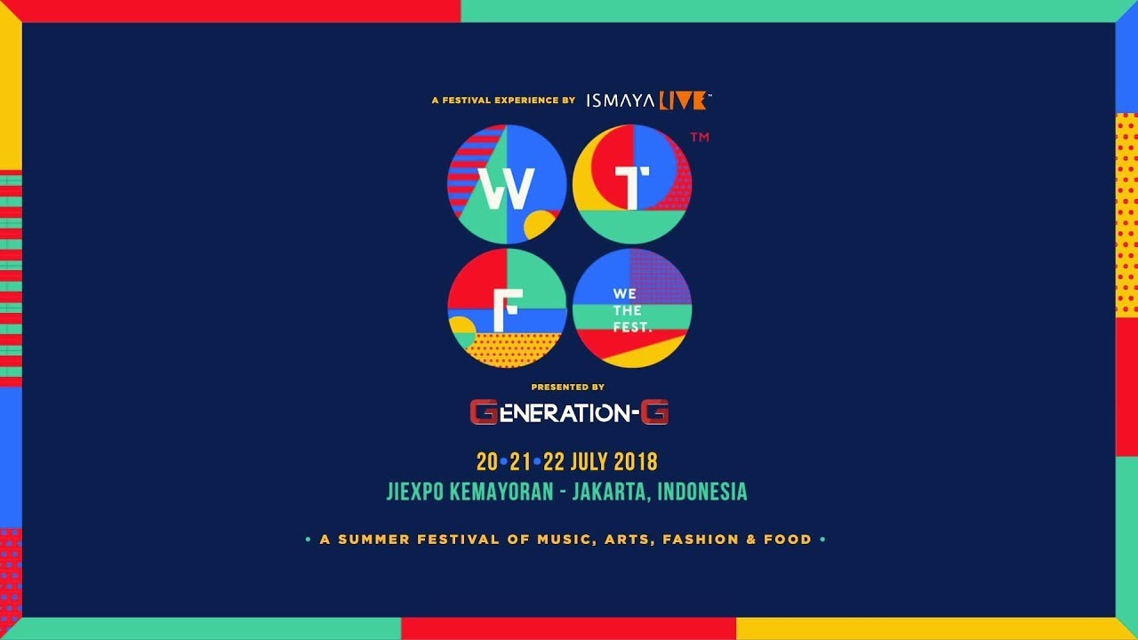 We The Fest Returns to Jakarta Next Month With Lorde, James Bay, Nick Murphy, Eric Nam and more