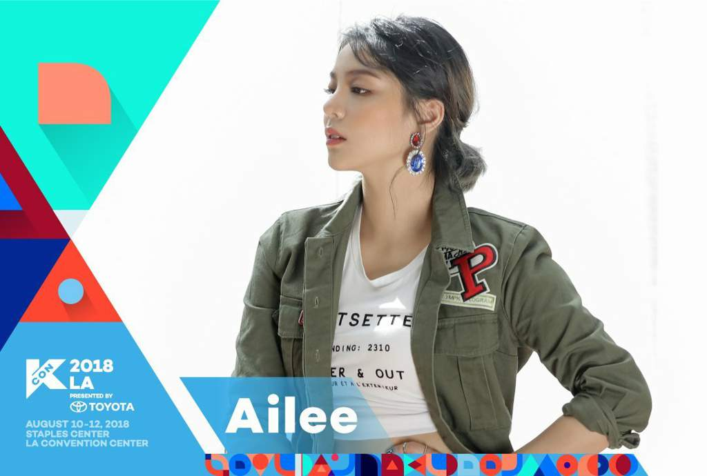 Ailee, Roy Kim, And Echae Kang to perform at KCON pre-event