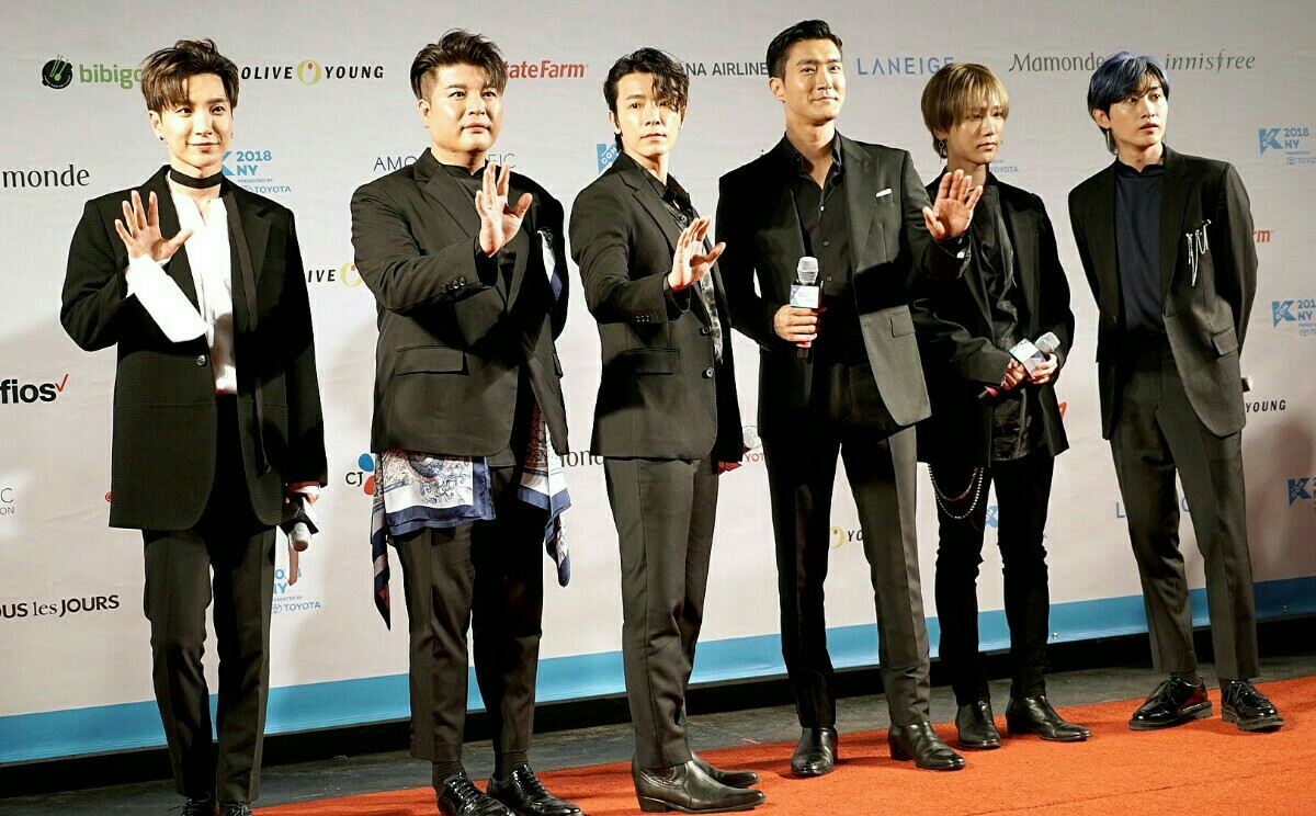Photo Gallery: KCON New York Red Carpet Day 1 – Prudential Center (23.06.18)