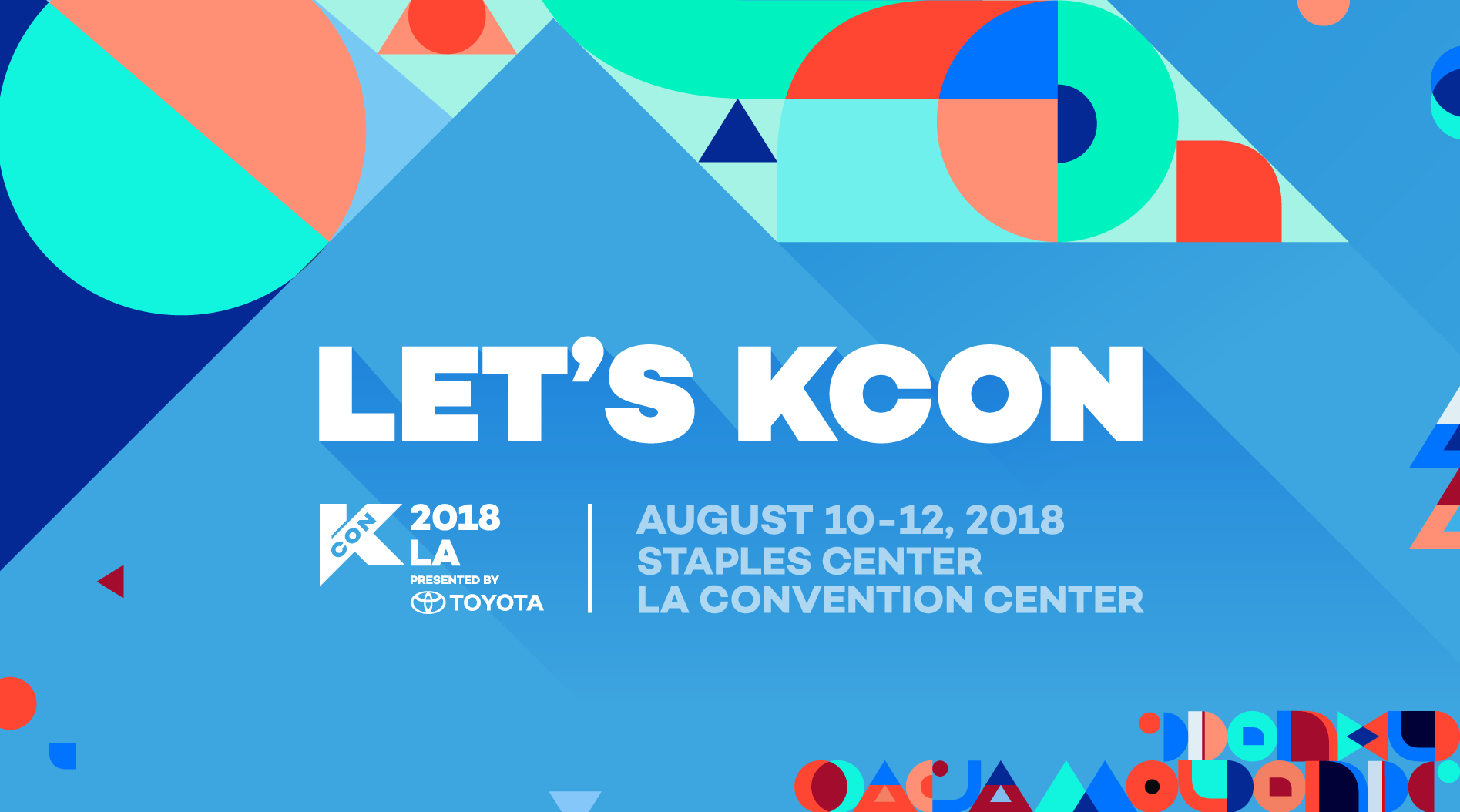KCON 2018 LA Tickets Available NOW!