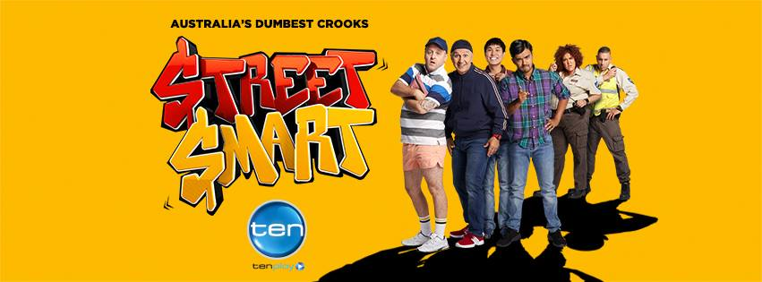 Interview: Andy Trieu on his role in the new comedy series Street Smart