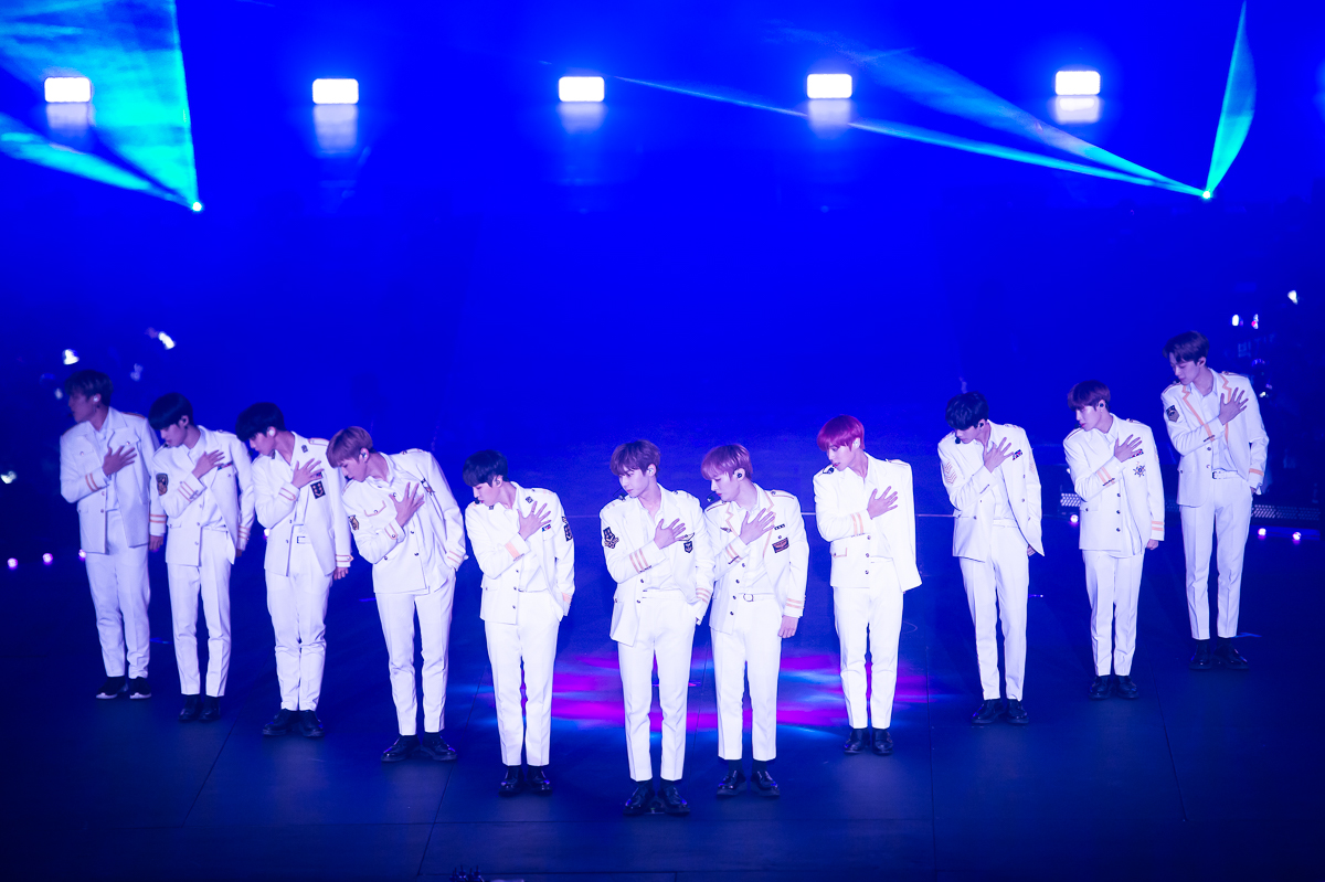 "Live Review: Wanna One ""ONE: THE WORLD"" – Hisense Arena (17.08.18)"