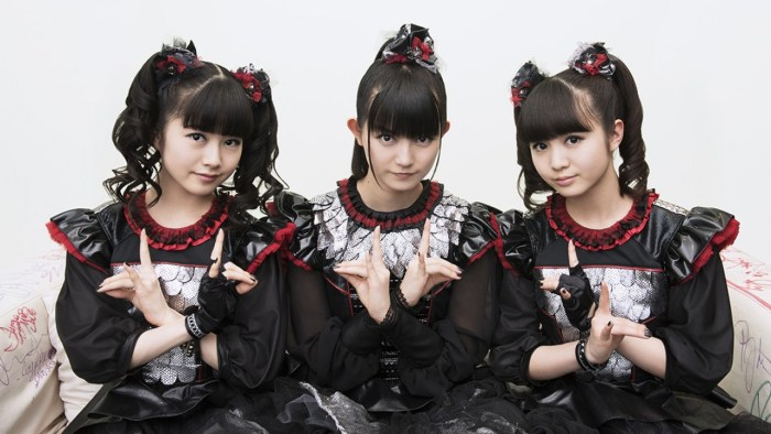 BABYMETAL coming to Australia as part of Good Things Festival