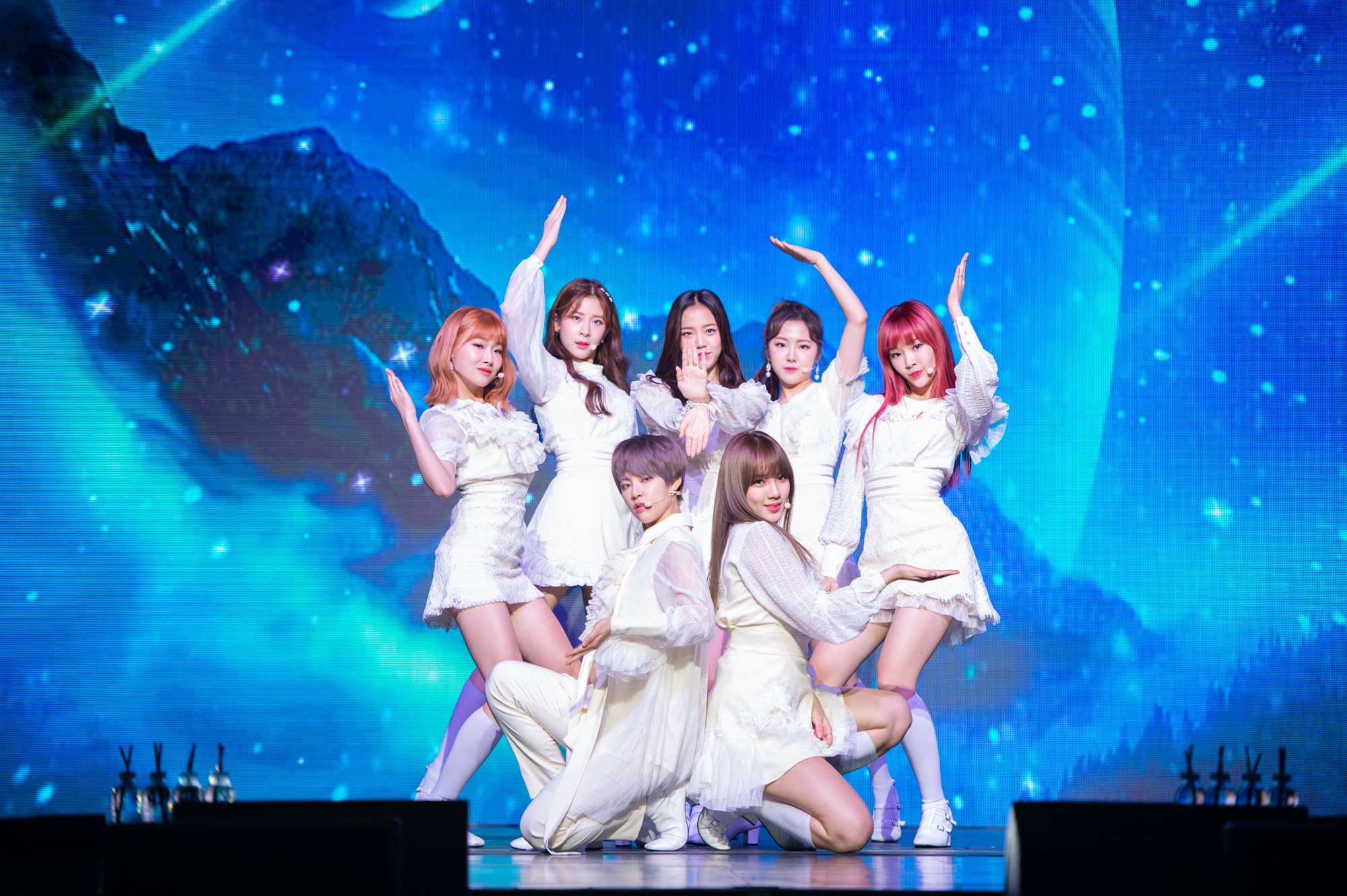 Live Review: GWSN Showcase – YES24 Live Hall, Seoul (05.09.18)