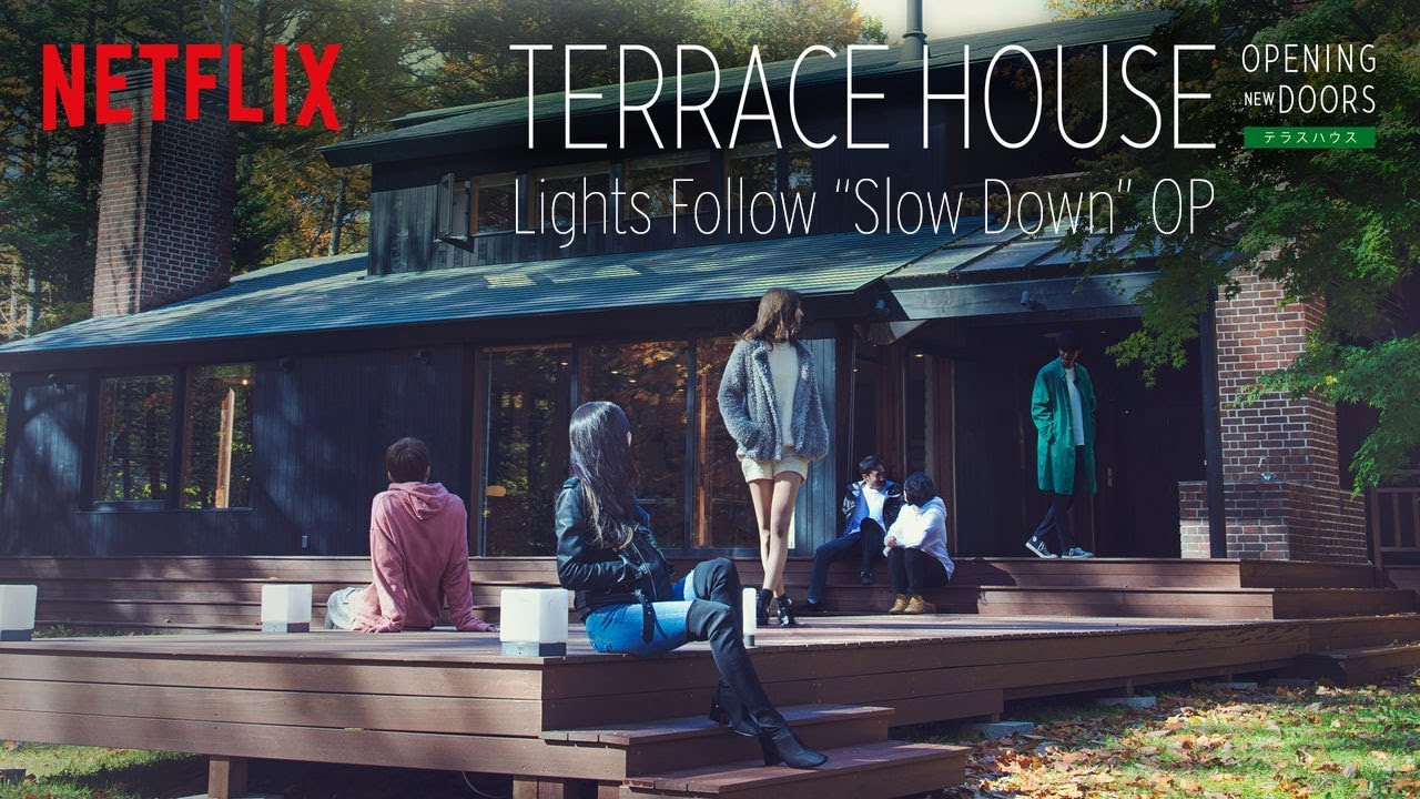 Terrace House: Opening New Doors Part 5 just dropped on Netflix