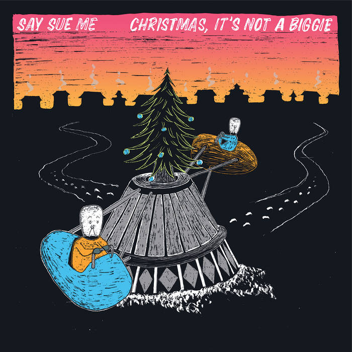 Track-by-Track Preview: South Korean band Say Sue Me's upcoming Christmas album Christmas, It's Not A Biggie