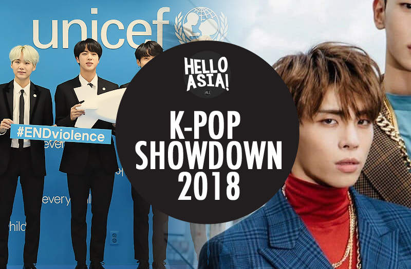 K-Pop Showdown: 3rd Place Runoff – Vote now for BTS or SHINee