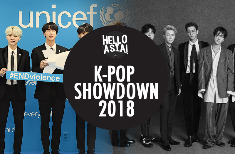 K-Pop Showdown Semi-Finals: Is BTS or Super Junior the best of all time?