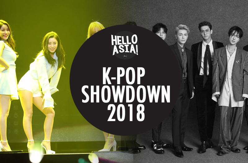 K-Pop Showdown Finals: Vote Now for Mamamoo or Super Junior