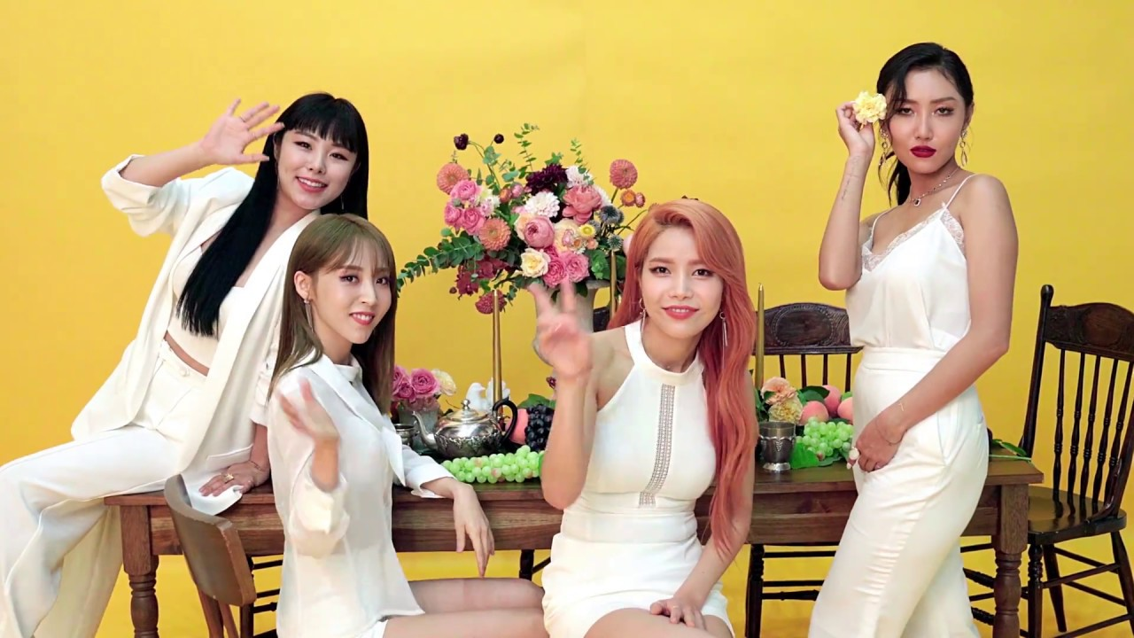 K-Pop Showdown: Is Mamamoo the best K-Pop Group of all time?