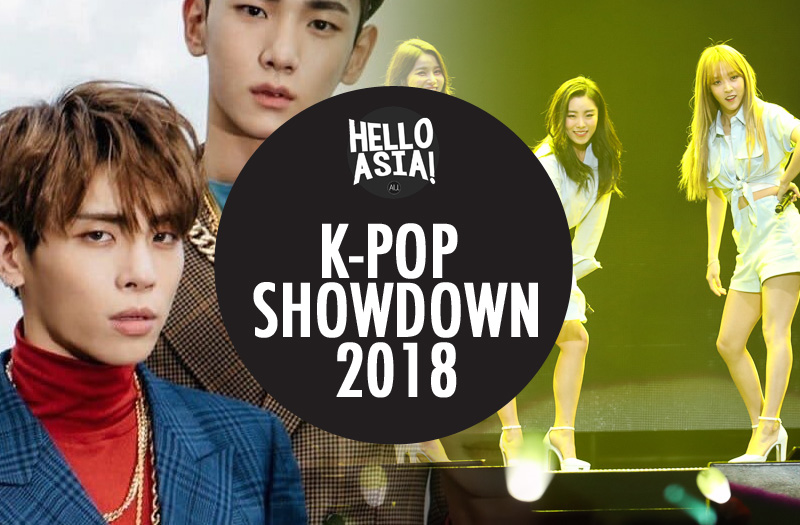 K-Pop Showdown Semi-Finals: Is Mamamoo or SHINee the best of all time?