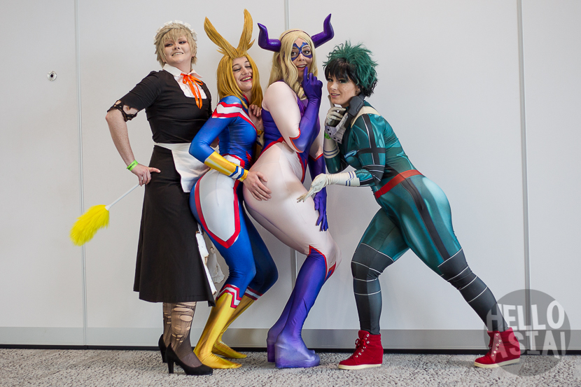 Photo Gallery: Madman Anime Festival – International Convention Centre Sydney – (16-17.03.19)