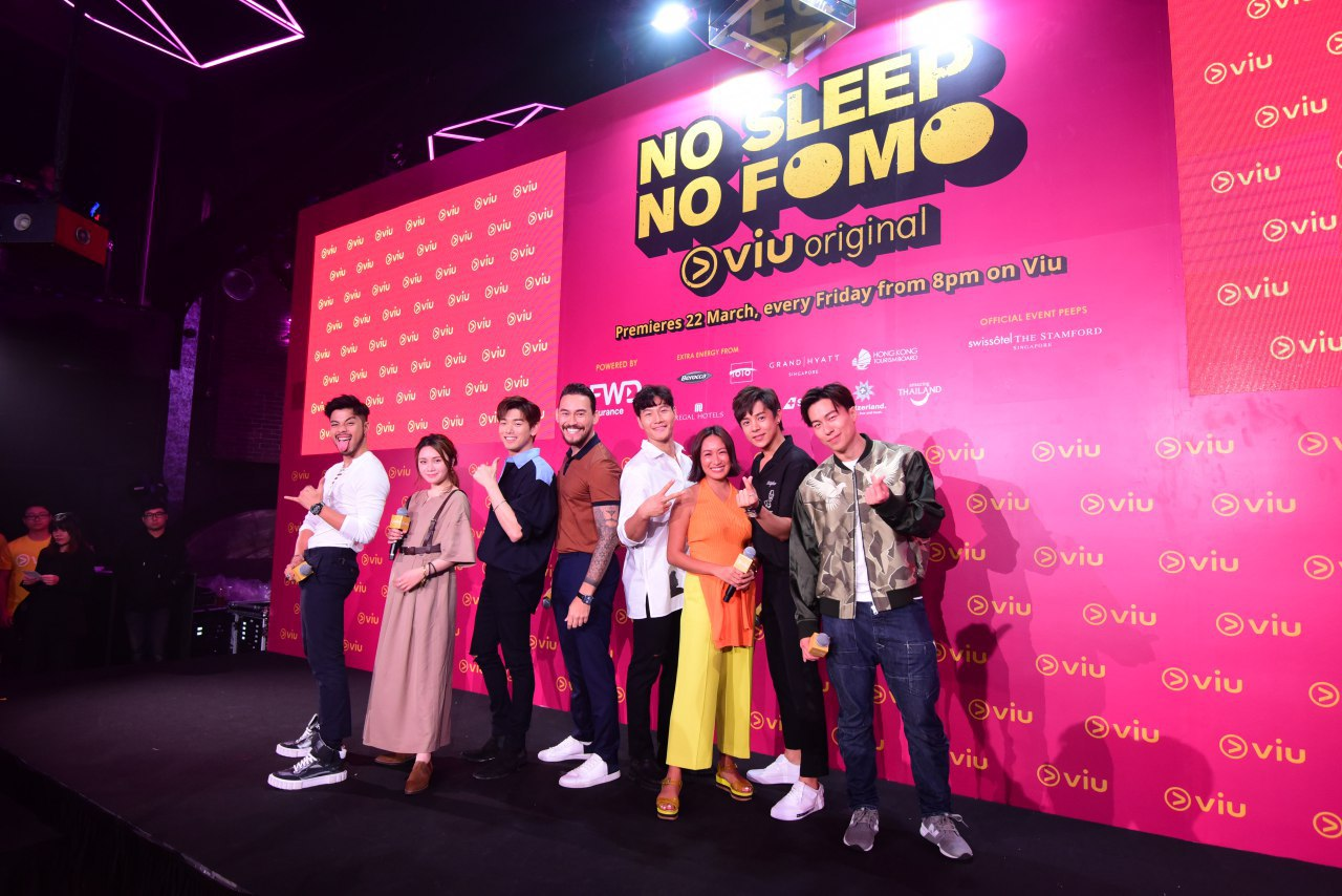Viu's No Sleep No FOMO Cast Shared Their Favourite Filming Experiences
