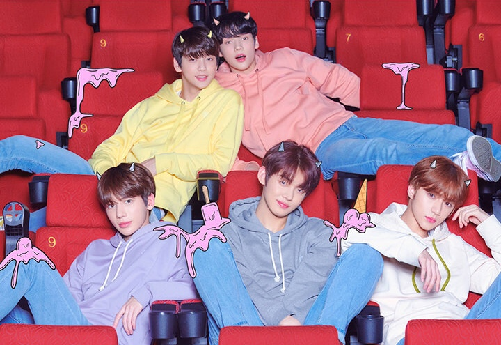"Watch: TXT Releases Debut Music Video For ""Crown"""