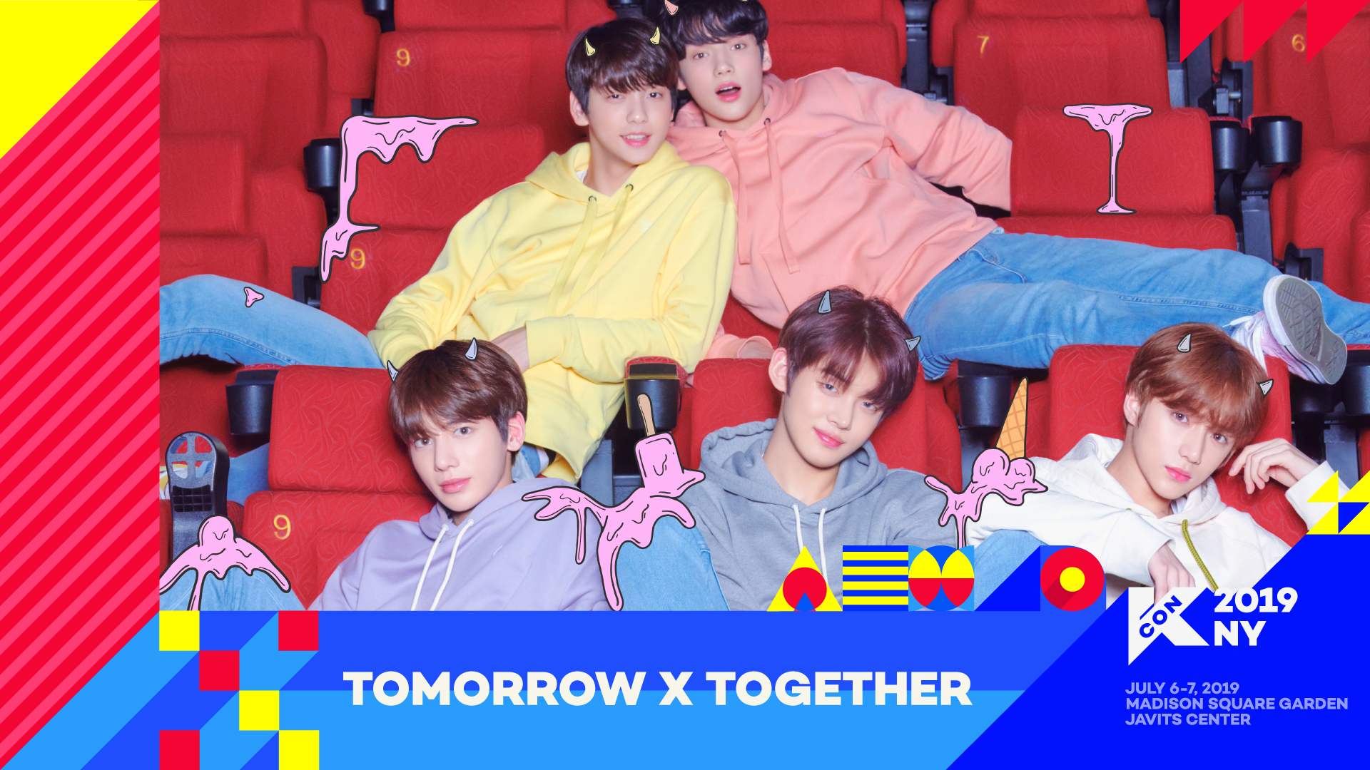 KCON NY Has Announced The First Artists In Their 2019 Lineup!