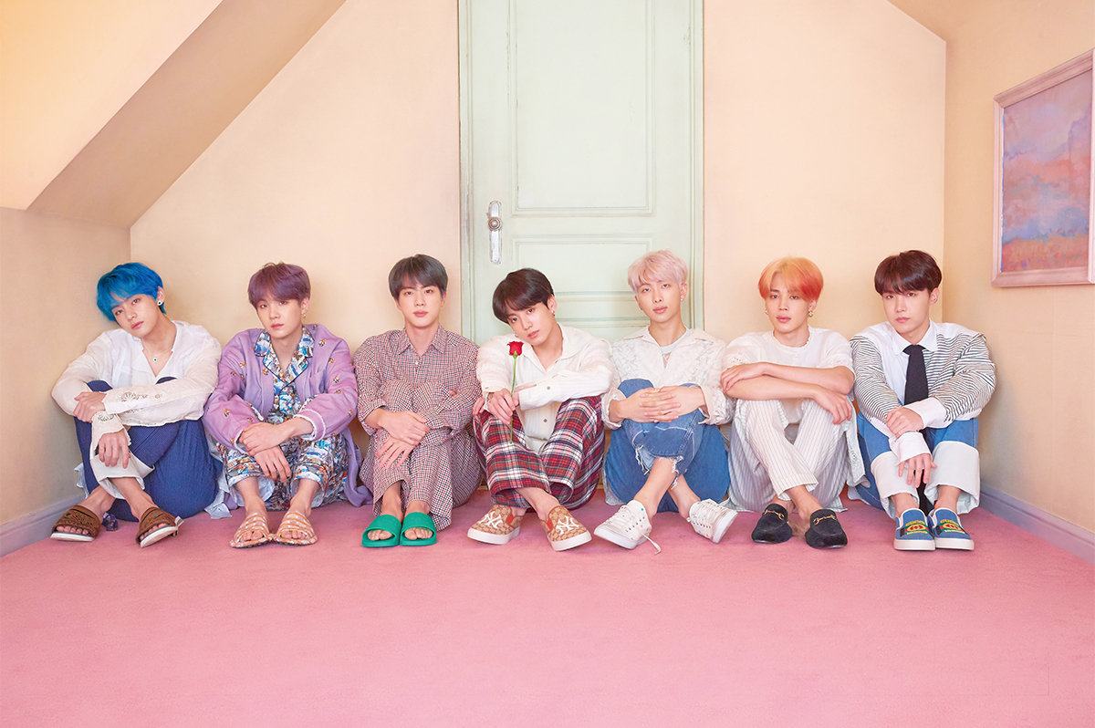 BTS and Their Record Breaking 'Boy With Luv' Becomes Highest Video Debut in YouTube History!